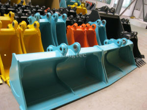 Mud Bucket 1600mm Width for Kobelco (SK80) pictures & photos