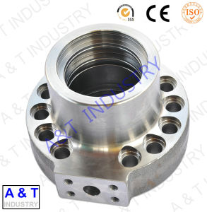 CNC Customized/Cylinder Head Made of Carbon Steel with High Quality pictures & photos