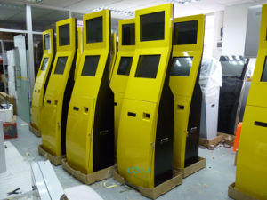 Dual Screen Kiosk (LX2030)