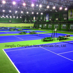 Cn-S02 Spu Tennis Court Sports Flooring with Itf Certificate pictures & photos