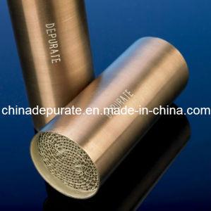 Euro Standard Universal Engine Exhuast Metal Honeycomb Catalyst pictures & photos