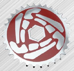 Bicycle Parts Single Conjoined Chainwheel