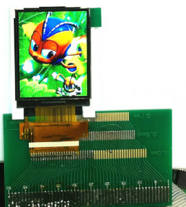 SGD1.77′′ TFT LCD Screen
