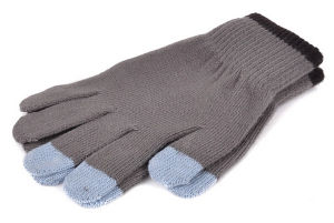 2015 Newest Winter Nylon Magic Touch Screen Gloves pictures & photos