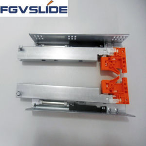 2 Fold Hydraulic Bottom Mount Drawer Slide pictures & photos