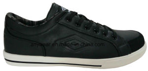 Comfort Footwear Men Leather Casual Shoes (816-5385) pictures & photos