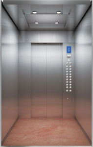 China New Product Smr Passenger Elevator Lift Parts Used Japan Technology (FJ8000) pictures & photos