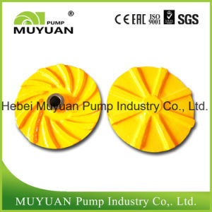 Acid Resistant High Chrome Alloy Oil Sand Handling Slurry Pump Impeller pictures & photos