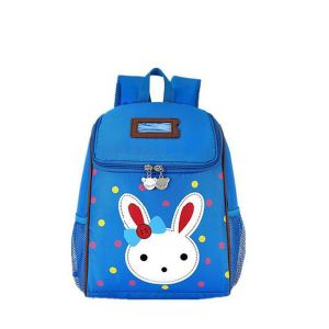 Fashion Cartoon Children Student School Backpack with Waterproof
