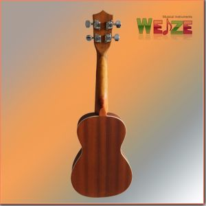 OEM ODM Quality Starter Sapele Body Soprano Ukulele pictures & photos