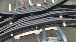 Plate Truck Trailer Leaf Spring pictures & photos