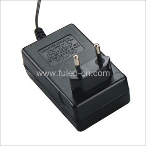 DC Power Adapter with Different Safety Approvals
