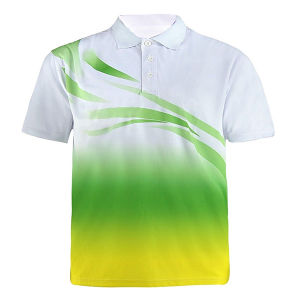 Factory Price Custom Sublimated Polo Shirts pictures & photos