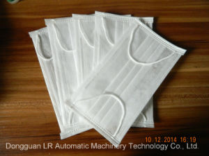Nonwoven Face Mask Making Machine (LR-02A) pictures & photos