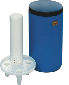 Round Type Brine Salt Tank for RO Water Purification System pictures & photos