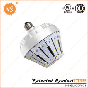 E27 E40 20W LED Garden Light for 70W Metal Halide Replacement