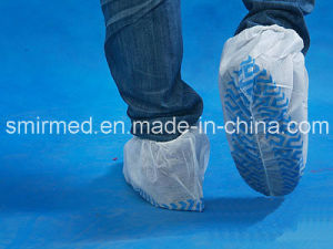 Anti Skid Non Woven Shoe Cover for Surgical Supply