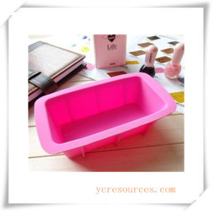 16 Cavity Oval Silicone Mold for Soap, Cake, Cupcake, Brownieand More (HA36014) pictures & photos