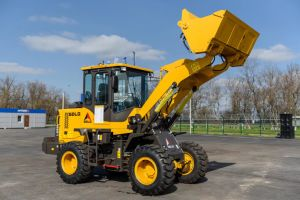 Sdlg Mini Front End Loader LG918 pictures & photos