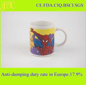 11oz Printing Ceramic Coffee Mug for Promotion