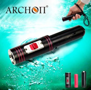 Archon 860 Lumens Submarine 100 Meters LED Light Diving Flashlight pictures & photos