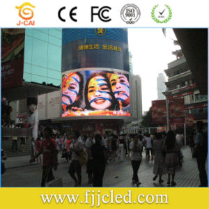 3G Wireless P10 Full Color Outdoor LED Display pictures & photos