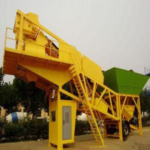 Building Equipment Yhzs75 Concrete Mixing Plant pictures & photos