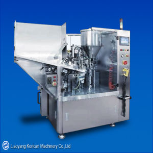 (KSF-60A-C) Tube Filling and Sealing Machine pictures & photos
