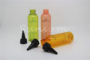 Custom-Made Printing Heat Protection Hair Serum Triangle Dropper Cap Cosmetic Pet Products pictures & photos