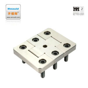 Lk New Products Mold Component Factory Direct Sales Square Interlocks pictures & photos