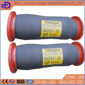 Discharging Rubber Hose of Customized Nature Hose pictures & photos