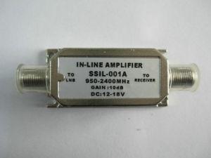 950-2400MHz Indoor Smatv in-Line Amplifier (SHJ-YF9506) pictures & photos