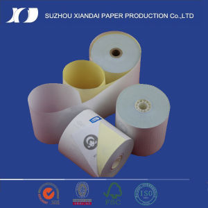 Carbonless Paper Rolls with 2ply pictures & photos
