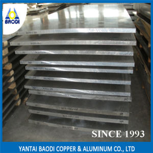 Rolled Aluminium Sheet and Plate Metal 6061 6082 T6 T651 4′*8′ for Tooling Mould CNC From China Supplier Factory Price pictures & photos