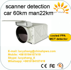 Scanner Ctc Cooled Ultra Long Range Thermal Camera pictures & photos