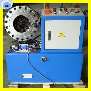 Flexible Hydraulic Hose Locking Machine pictures & photos