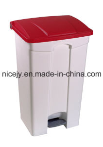 87 L Plastic and Colorful Outdoor Waste Bin/Compost Bin/Dustbin/Garbage Can/Trash Can pictures & photos