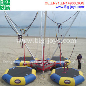 Amusement Park 4 in 1 Bungee Trampoline pictures & photos