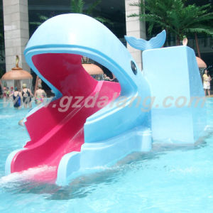 Water Spray Whale Slide (DL-41804) pictures & photos