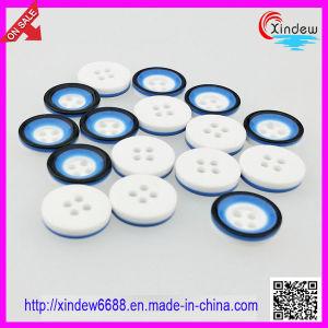 Plastic Child Button Buttons for Kids (XDJZ-031) pictures & photos