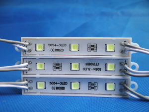 Factory SMD 5050 3LED Module Waterproof LED Module High Lm DC12V/24V pictures & photos