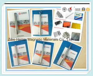 Permanent Magnet Rod/Bar for Ceramics, Glass, Food, Magnetic Separator pictures & photos