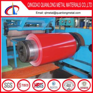 Dx51d Dx52D PPGI Color Coated Steel Coil pictures & photos