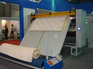 Auto Mattress Cutting Panel Machine pictures & photos