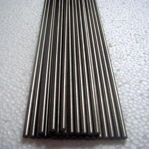 Anti High Temperature Wolfram Tungsten Rod/Tungsten Bar pictures & photos