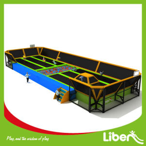 Liben Manufacturer Indoor Trampoline for Slim for Kids and Adults pictures & photos