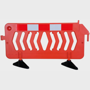 Plastic Fence Barrier with Reflector Sheeting (TR-HL-004)