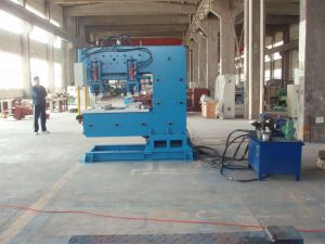 Vulcanizing Machinery for Raised Edge Conveyer