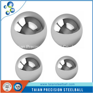 Cheap Price Chrome Steel Ball for Pulley Casters and Bearing pictures & photos