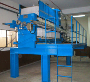 Professional Manufacture for Full Automatic Filter Press pictures & photos